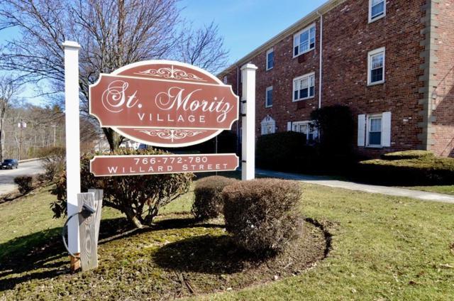 780 Willard St C9, Quincy, MA 02169 (MLS #72299234) :: Westcott Properties