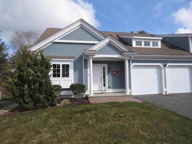 20 Eighth Green Drive #20, Dartmouth, MA 02747 (MLS #72302834) :: Cobblestone Realty LLC
