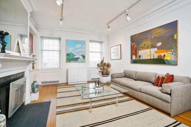 180 Commonwealth Ave #29, Boston, MA 02116 (MLS #72303174) :: Goodrich Residential