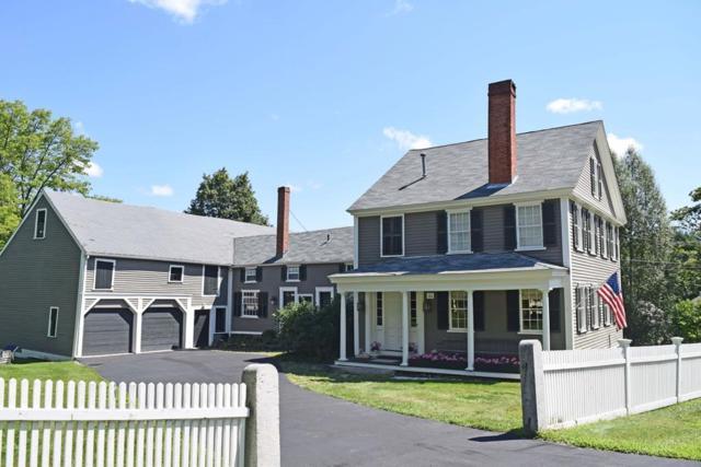 9 Old Littleton Road, Harvard, MA 01451 (MLS #72303863) :: Welchman Real Estate Group | Keller Williams Luxury International Division