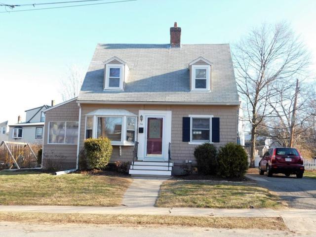 34 Arthur Street, Maynard, MA 01754 (MLS #72303868) :: Westcott Properties