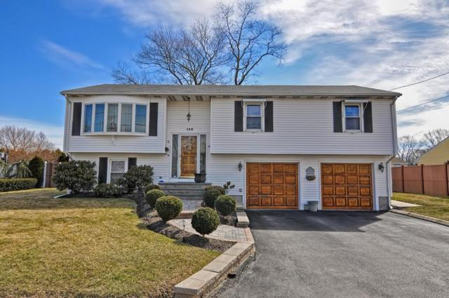 145 Beverly Rd, East Providence, RI 02915 (MLS #72304360) :: Hergenrother Realty Group