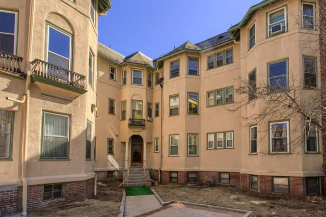 1619 Massachusetts Ave 2B, Cambridge, MA 02138 (MLS #72304520) :: Goodrich Residential