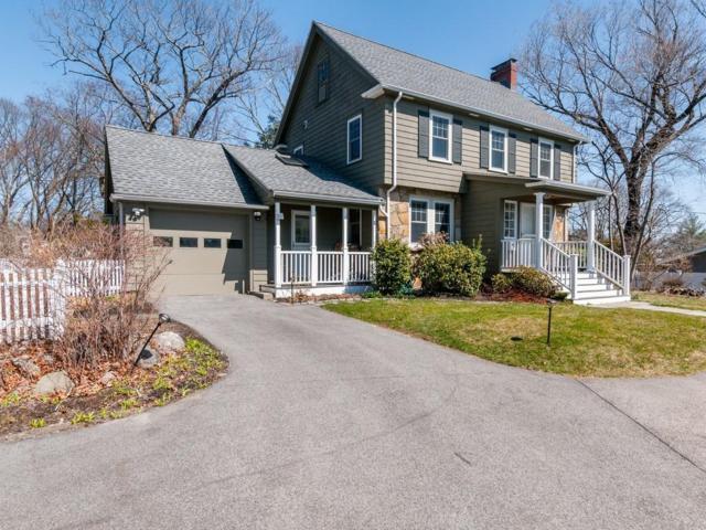 20 Intervale Rd, Brookline, MA 02467 (MLS #72304606) :: Vanguard Realty