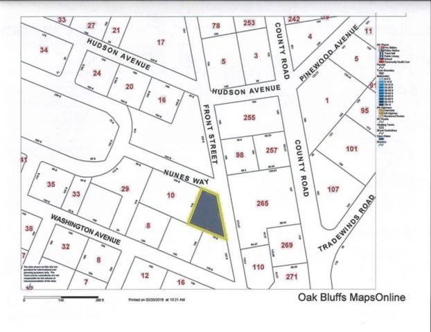 0 Front St, Oak Bluffs, MA 02557 (MLS #72304791) :: Local Property Shop