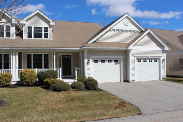 7 Newington Ln #7, Worcester, MA 01609 (MLS #72305137) :: Goodrich Residential