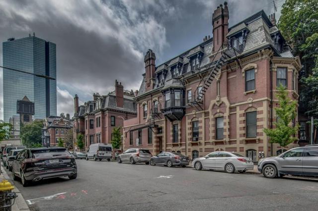 278 Clarendon St #1, Boston, MA 02116 (MLS #72305320) :: Goodrich Residential