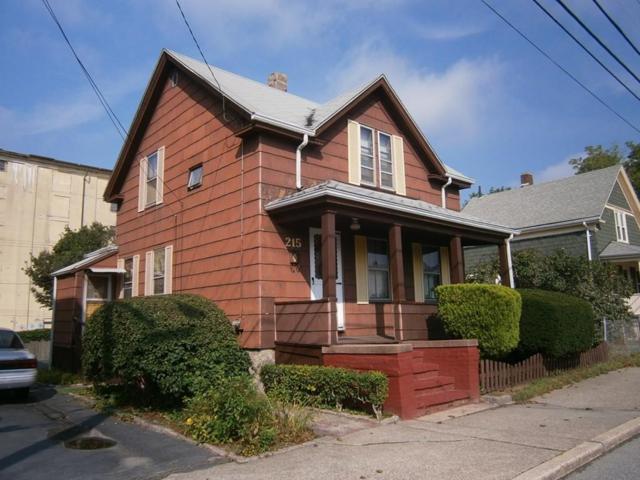 215 Church Street, New Bedford, MA 02745 (MLS #72305494) :: ALANTE Real Estate