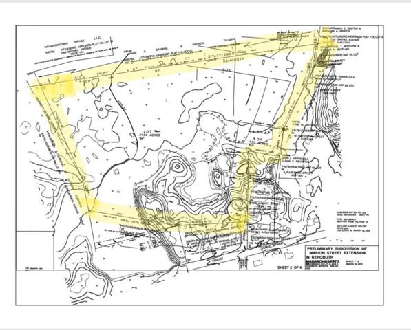 Lot 1 Marion St, Rehoboth, MA 02769 (MLS #72305919) :: Lauren Holleran & Team