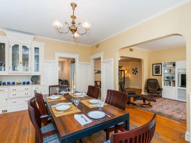 105 Winchester St #2, Brookline, MA 02446 (MLS #72306503) :: Vanguard Realty