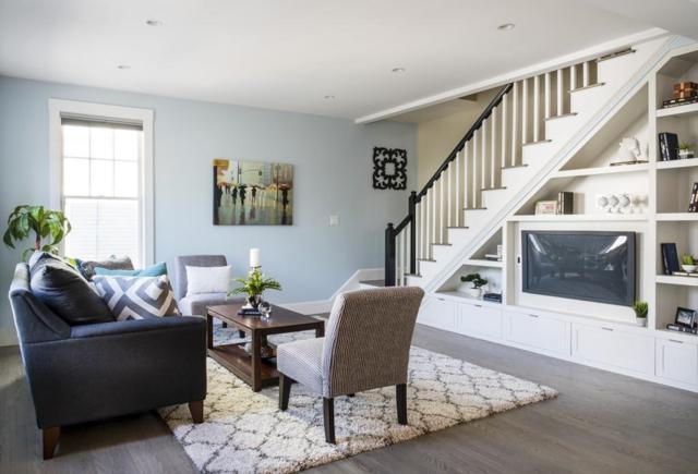 15 York Place #1, Cambridge, MA 02141 (MLS #72307170) :: Westcott Properties