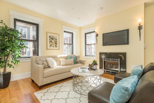 30 Mount Vernon Street #1, Boston, MA 02129 (MLS #72307908) :: Charlesgate Realty Group