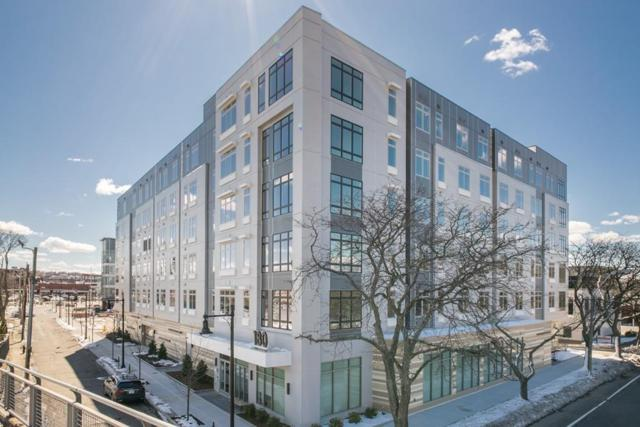 180 Telford Street #407, Boston, MA 02135 (MLS #72309695) :: Vanguard Realty