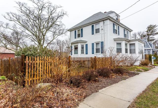 27 Jenny Lind St, New Bedford, MA 02740 (MLS #72309979) :: Westcott Properties