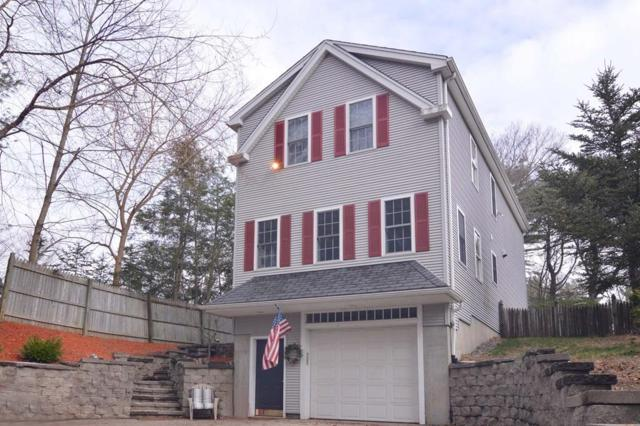 192 Bungay Road, North Attleboro, MA 02760 (MLS #72310267) :: Vanguard Realty