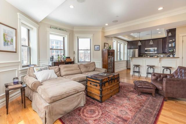 909 Beacon St #4, Boston, MA 02215 (MLS #72310398) :: Goodrich Residential