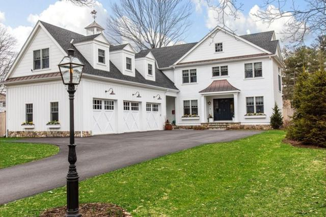 2 Southgate Rd, Wellesley, MA 02482 (MLS #72310472) :: Commonwealth Standard Realty Co.