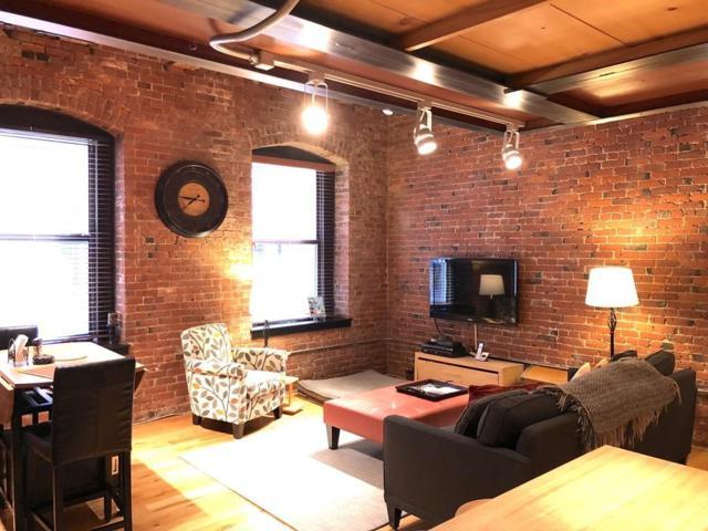 21 Wormwood St #218, Boston, MA 02210 (MLS #72310561) :: Charlesgate Realty Group