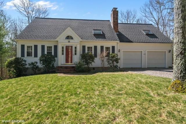 228 Whistleberry Dr, Barnstable, MA 02648 (MLS #72310564) :: Goodrich Residential