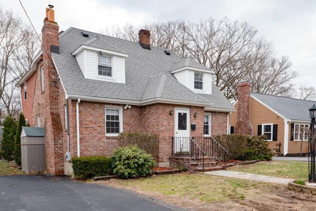 46 Ames Street, Quincy, MA 02169 (MLS #72310738) :: Westcott Properties