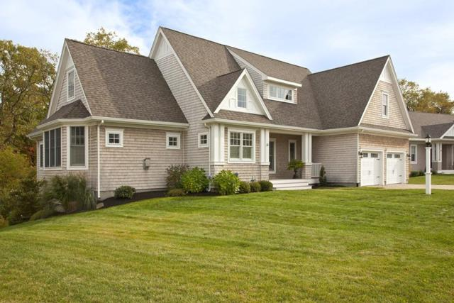 51 Chittenden Lane #51, Cohasset, MA 02025 (MLS #72310758) :: Keller Williams Realty Showcase Properties