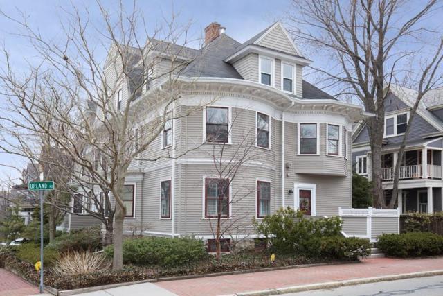 169 Upland Road #2, Cambridge, MA 02140 (MLS #72310980) :: Driggin Realty Group