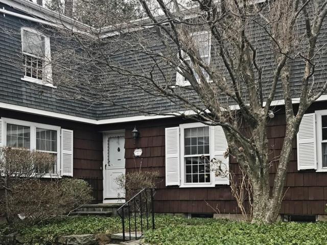 32 Linden Street C, Wellesley, MA 02482 (MLS #72310992) :: Commonwealth Standard Realty Co.