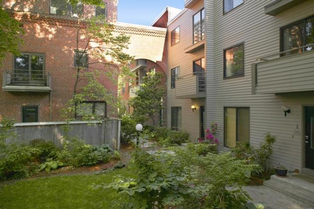1 Richdale Avenue #10, Cambridge, MA 02140 (MLS #72311039) :: Driggin Realty Group