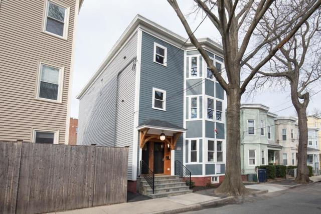 23 Palermo St #3, Cambridge, MA 02141 (MLS #72311254) :: Charlesgate Realty Group