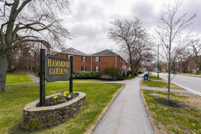 9 Hammond Pond Pkwy #2, Newton, MA 02467 (MLS #72311281) :: Commonwealth Standard Realty Co.