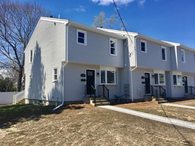 292 Howard Street #1, Rockland, MA 02370 (MLS #72311289) :: Keller Williams Realty Showcase Properties