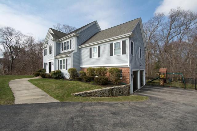 4 Rose Hill Lane, Cohasset, MA 02025 (MLS #72311314) :: Keller Williams Realty Showcase Properties