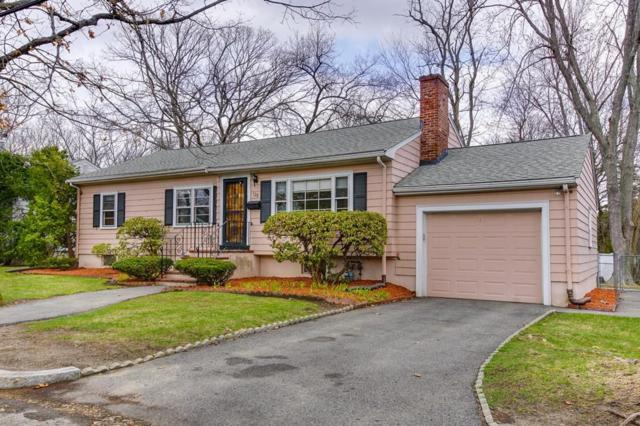 128 Rublee, Arlington, MA 02476 (MLS #72311521) :: Lauren Holleran & Team