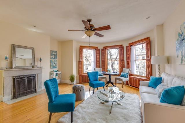 413 Beacon Street #5, Boston, MA 02115 (MLS #72311626) :: Driggin Realty Group