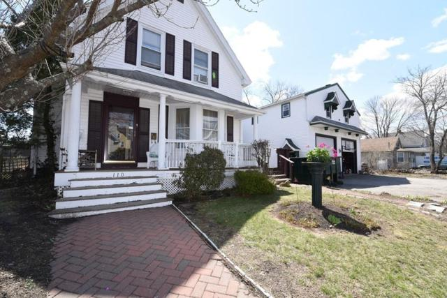 110 Reed Street, Rockland, MA 02370 (MLS #72311921) :: Keller Williams Realty Showcase Properties
