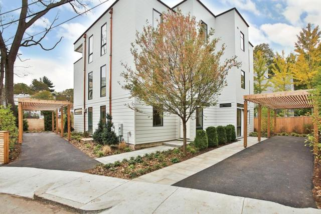 72 White Place #72, Brookline, MA 02445 (MLS #72311942) :: Vanguard Realty