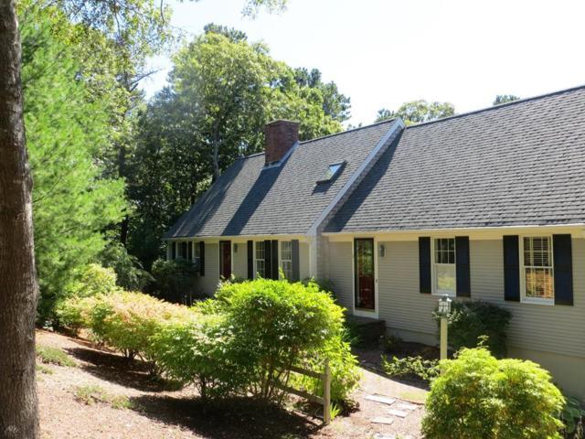 27 Meadow Spring Drive, Sandwich, MA 02537 (MLS #72312084) :: Goodrich Residential