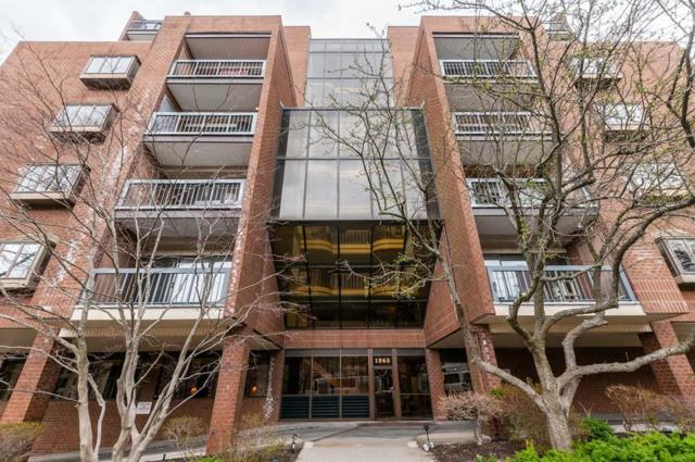 1265 Beacon Street #401, Brookline, MA 02446 (MLS #72312256) :: Vanguard Realty