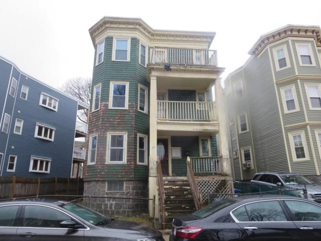 25 Saint Marks Rd, Boston, MA 02124 (MLS #72312670) :: Keller Williams Realty Showcase Properties