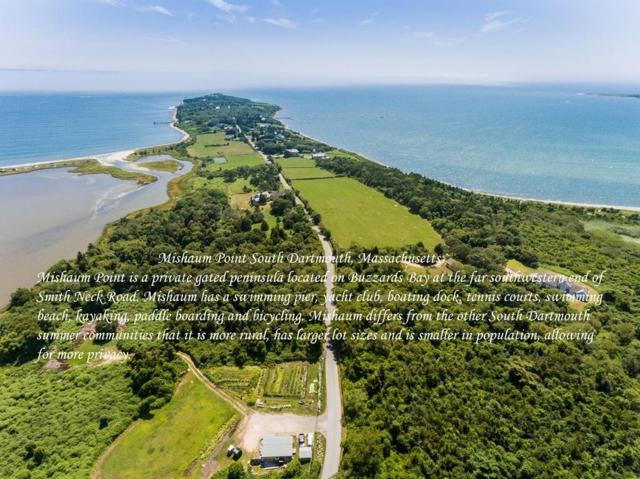 155 Mishaum Point Rd, Dartmouth, MA 02748 (MLS #72312787) :: Driggin Realty Group