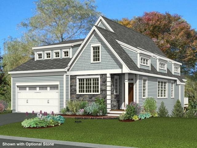 110 Black Horse Place #19, Concord, MA 01742 (MLS #72312791) :: Goodrich Residential