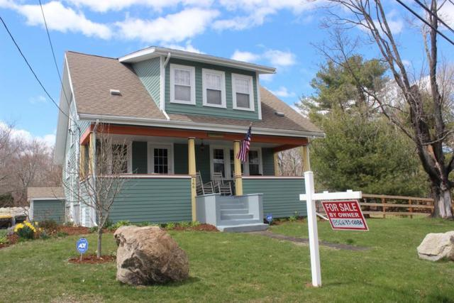 166 Pleasant St, Rehoboth, MA 02769 (MLS #72312849) :: Charlesgate Realty Group