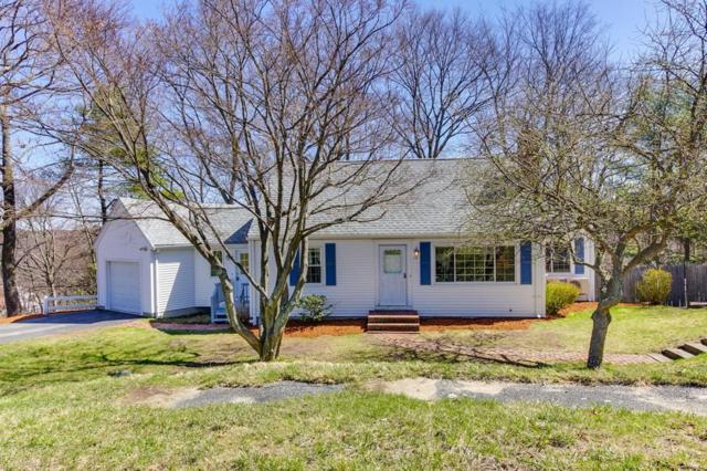 10 Crestview Drive, Westborough, MA 01581 (MLS #72312912) :: Goodrich Residential