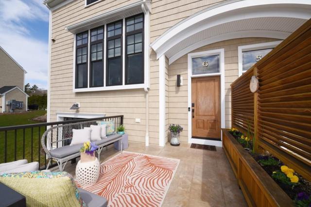 595 Washington #6, Pembroke, MA 02359 (MLS #72313130) :: Keller Williams Realty Showcase Properties