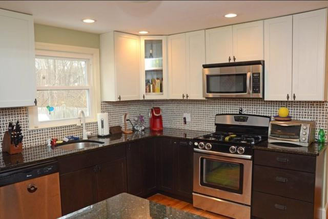 19 Evergreen Street A, Medway, MA 02053 (MLS #72313473) :: Local Property Shop