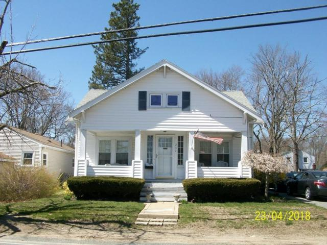 257 Hillberg Avenue, Brockton, MA 02301 (MLS #72313560) :: Local Property Shop