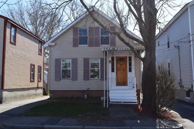 27 Union St, Taunton, MA 02780 (MLS #72313565) :: Local Property Shop