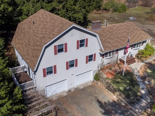 15 Lyman Street, Granby, MA 01033 (MLS #72313577) :: Local Property Shop
