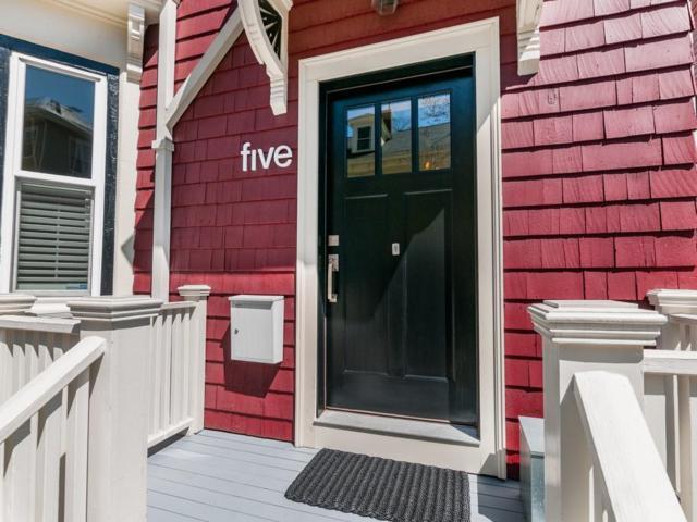 5 Hubbard Street, Boston, MA 02130 (MLS #72313602) :: Westcott Properties