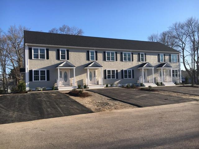 21 Clark St #21, Abington, MA 02351 (MLS #72313628) :: Local Property Shop